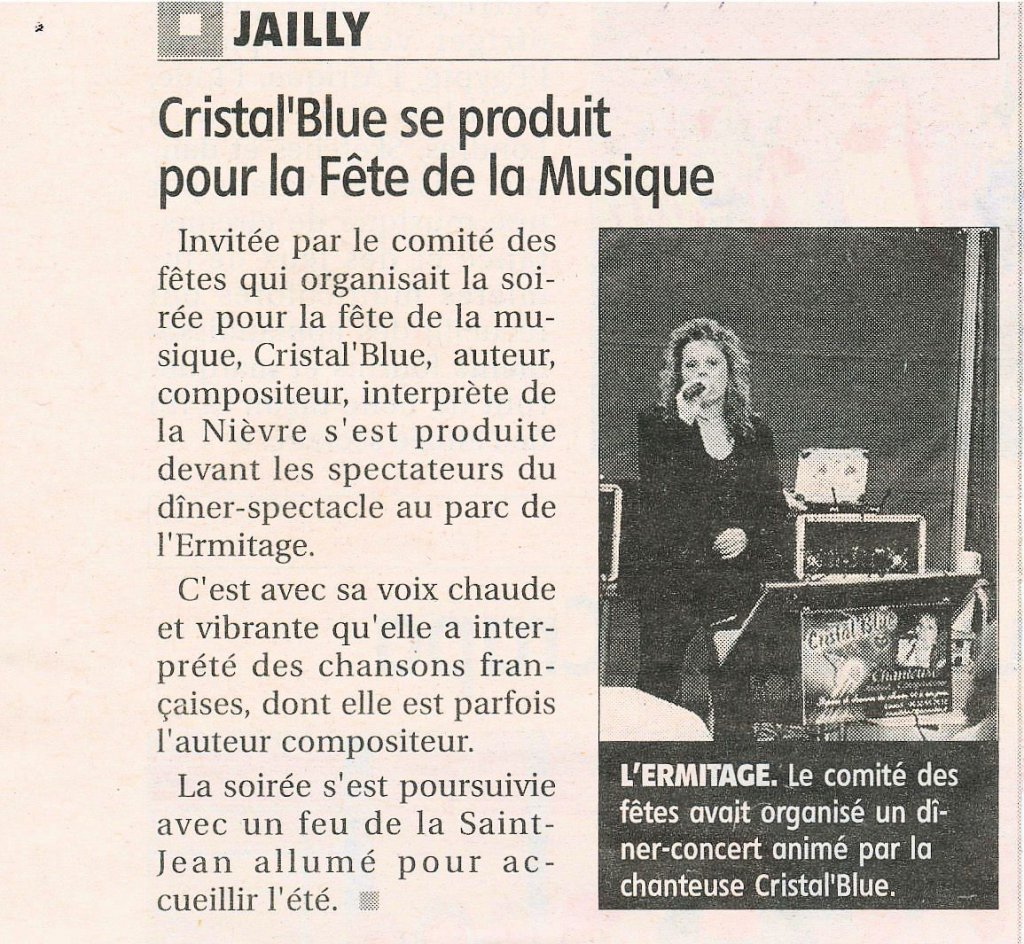 Jailly - Le 18 Juin 2011