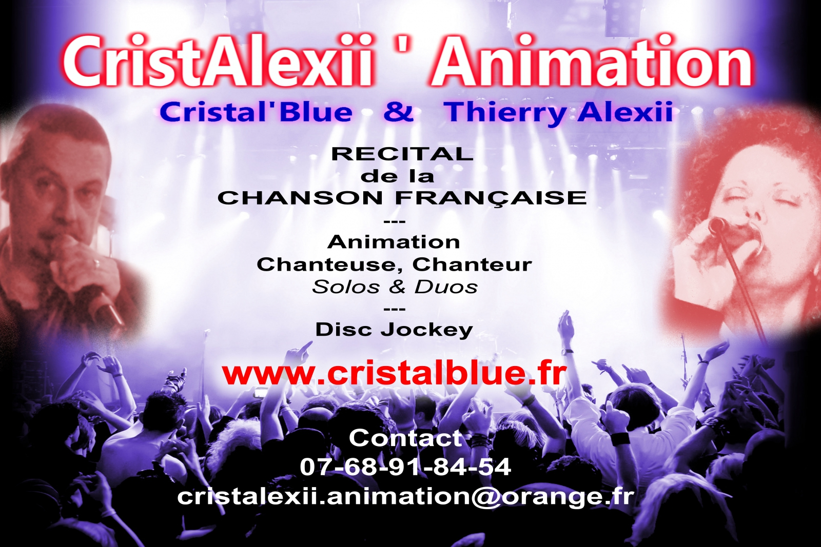 Cristal'Blue & Thierry Alexii